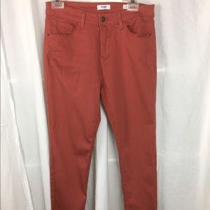 Kenzie Skinny Stretch Jeans Persimmon 8/29